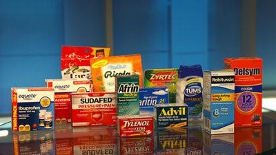 Dramamine Over The Counter Medicine